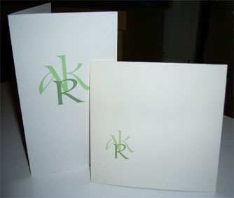 Invitation cards AKR